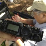 Ron Hashiro (AH6RH) at the Hawaii Geek Meet